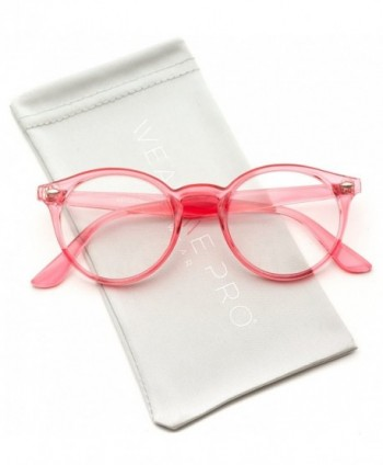 WearMe Pro Transparent Colorful Glasses