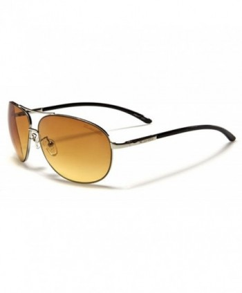 X Loop Vision Definition Aviator Sunglasses