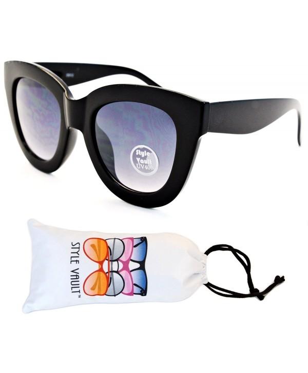 Wm21 vp Fashion Sunglasses Black Smoked gradient