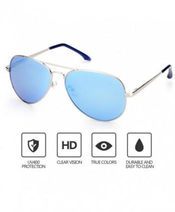 Sunglasses Aviator Polarized Mirrored Protection