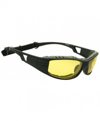 Sunglass Stop Padded Goggles Sunglasses