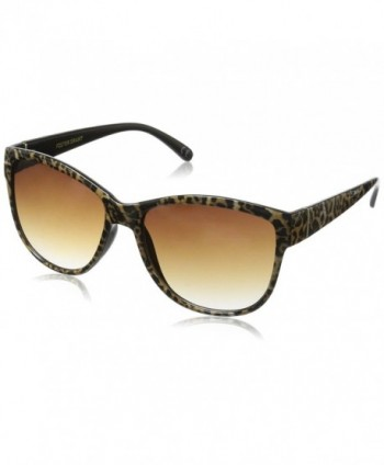 Foster Grant Womens Round Sunglasses