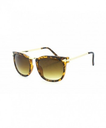 Acetate Designer Inspired Sunglasses Tortoise