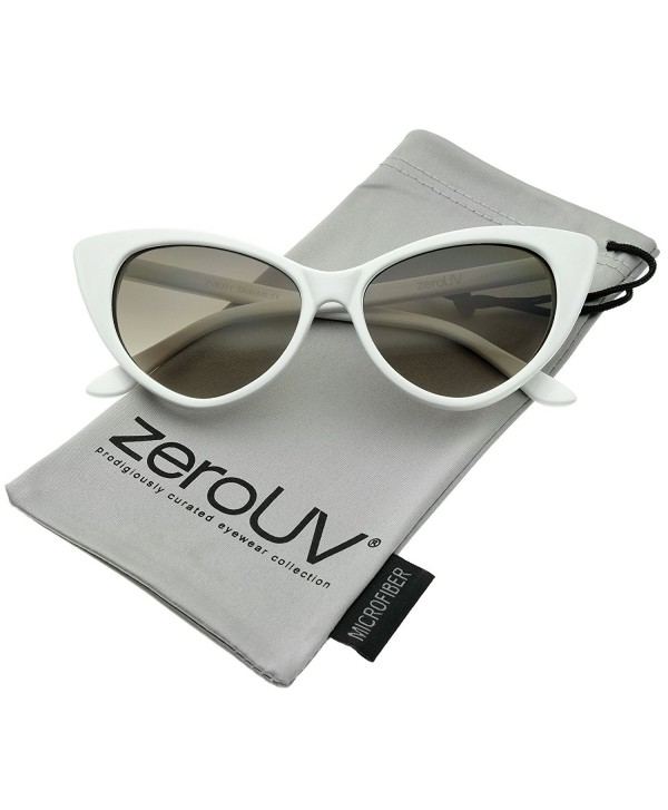 zeroUV Womens Oversized Sunglasses Gradient
