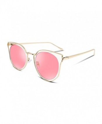 FEISEDY Fashion Sunglasses Reflective Polypropylene