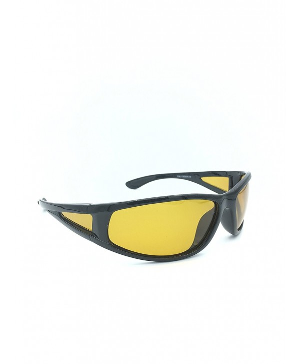 Night Driving Yellow Lens Polarized Sport Sunglasses for men or ... 8a14375a0193