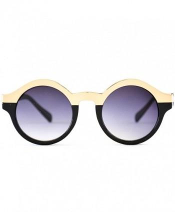 Womens Fashion Vintage Metal Sunglasses