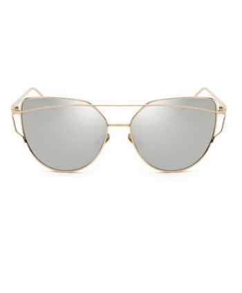Armear Double Mirrored Sunglasses Eyewear