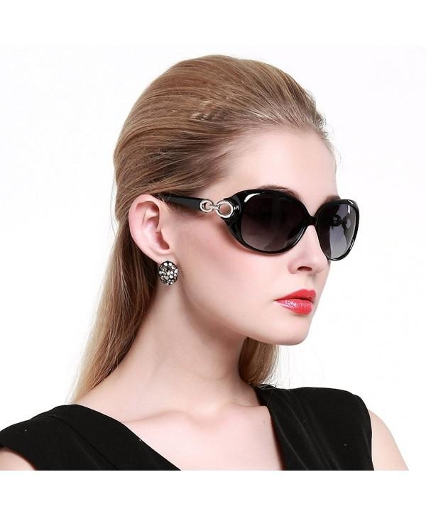 Classic Oversized Polarized Sunglasses Protection
