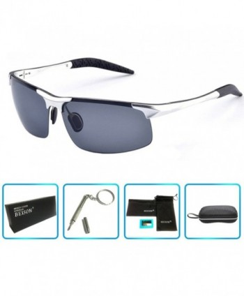 Beison Goggles Polarized Sunglasses Unbreakable