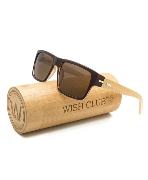 WISH CLUB Wayfarer Sunglasses Classical