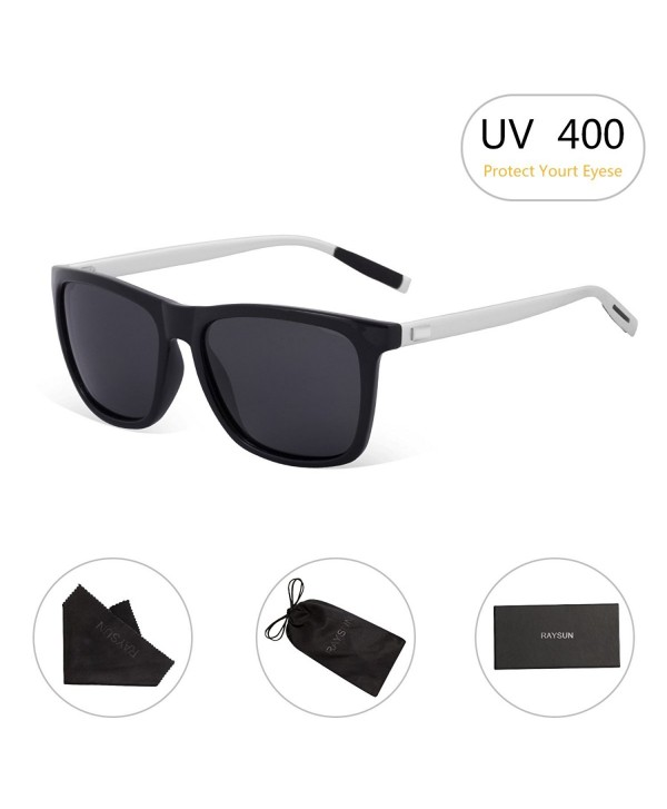 Polarized Sunglasses RAYSUN Aluminum Driving