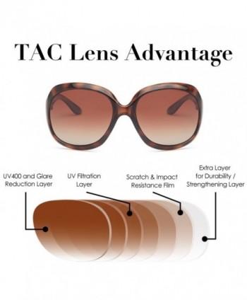 501ede29fc CATWALK Mashadies Oversize Polarized Sunglasses  Oversized sunglasses  Women s  Sunglasses