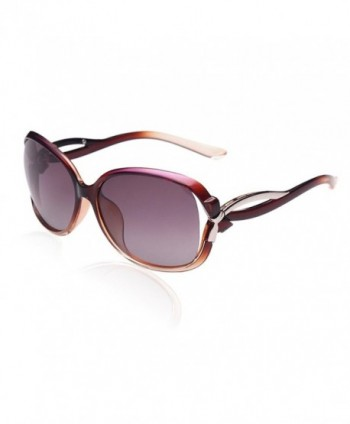 Stylish Polarized Sunglasses Protection Gradient