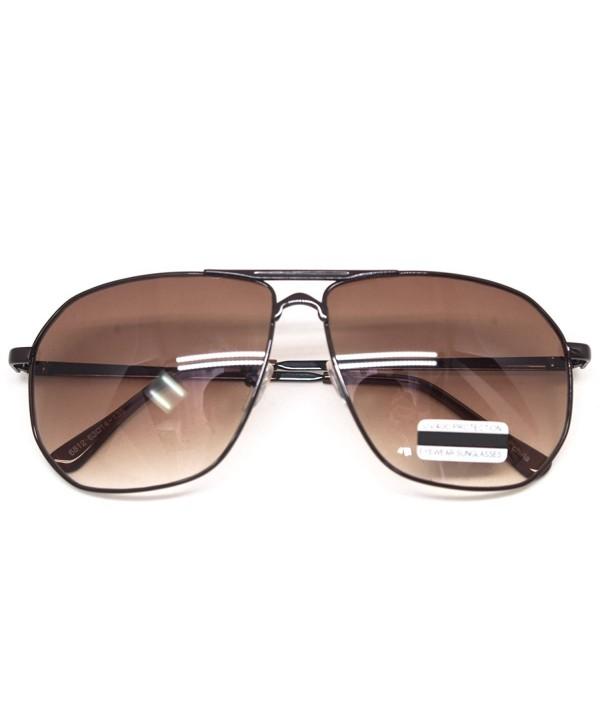 c47663f989 Oversized Sunglasses Pilot Top Aviator Retro Driving Designer ...