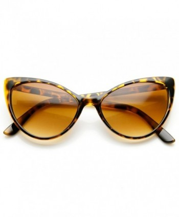 zeroUV Womens Fashion Sunglasses Tortoise