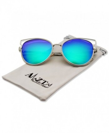 AMZTM Reflective Mirrored Polarized Sunglasses