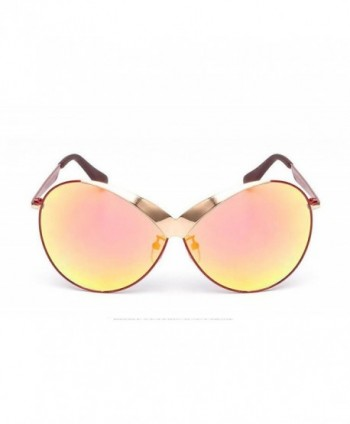 GAMT Fashion Protection Mirrored Sunglasses