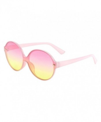 Oceanic Piece Sunglasses Fashion 145mm Pink
