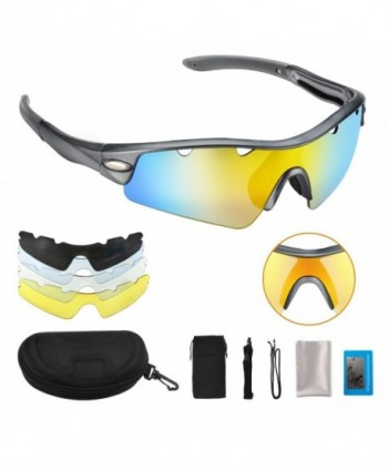 Polarized Sunglasses Interchangeable Sunglass Climbing