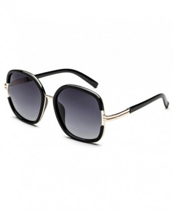CHB Oversized polarized sunglasses protection