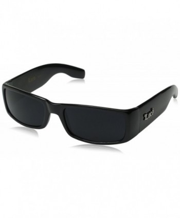 LOCS Sunglasses Hardcore Black 0103
