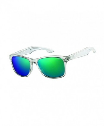 ONeill Polarized Wayfarer Sunglasses Crystal