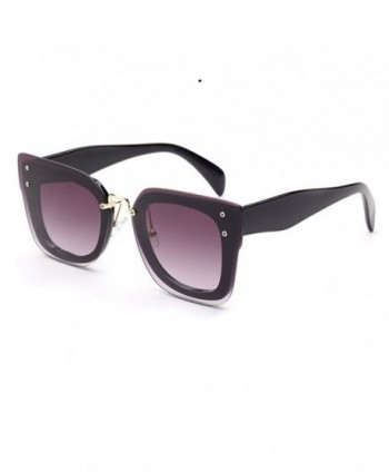 House Fashion Square Bridge Sunglasses