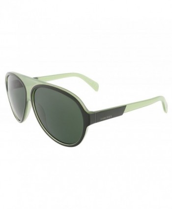 Diesel DL0138 Teardrop Aviator sunglasses