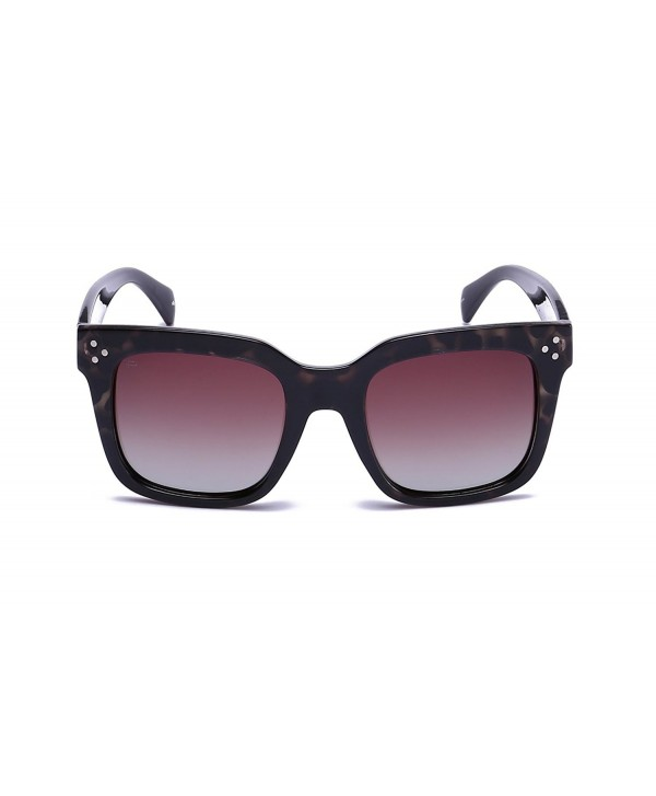 PRIV%C3%89 REVAUX Handcrafted Oversized Sunglasses