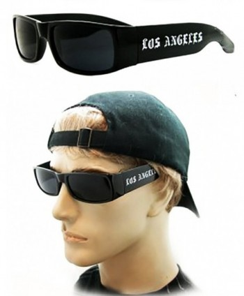 Dark Locs Sunglasses Angeles Side 174la