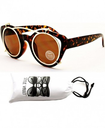 Wm514 vp Style Sunglasses Tortoise Gold Brown