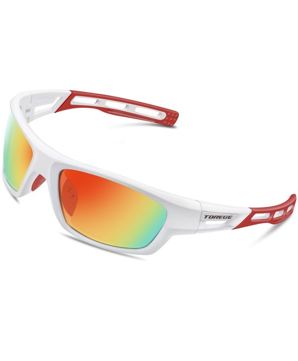 Polarized Sunglasses Baseball EMS TR90 Unbreakable