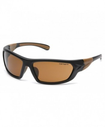 Carhartt Carbondale Safety Sunglasses Sandstone