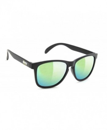 Glassy Deric Cancer Wayfarer Sunglasses