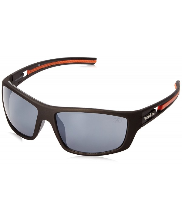 Ironman Energetic Sunglasses Rubberized Metallic
