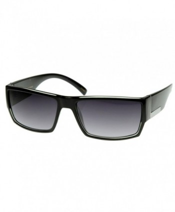 zeroUV Modern Acetate Square Sunglasses