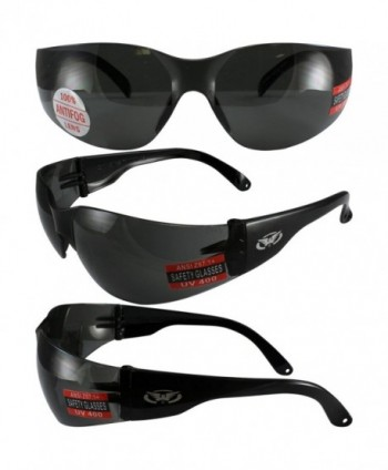 Rider Eyewear smoked safety sunglasses
