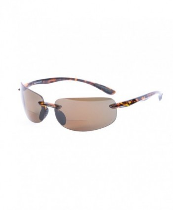 Sports Nearly Invisible Bifocal Sunglasses