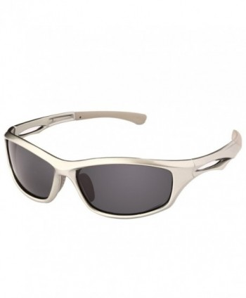 DUCO Polarized Sunglasses Unbreakable Gunmetal