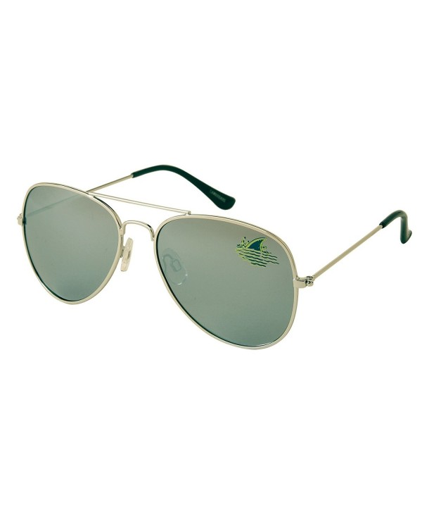Margaritaville LandShark Aviator Polarized Sunglasses