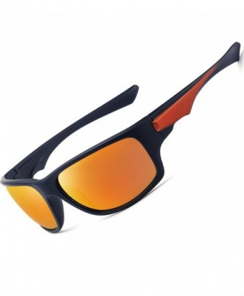 CAXMAN Polarized Sunglasses Unbreakable Superlight