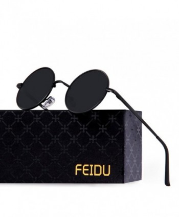 FEIDU Men Polarized Sunglasses Vintage FD3013