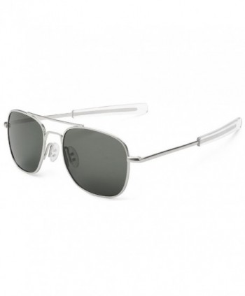 WELUK Aviator Sunglasses Polarized Military