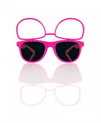 Sunglasses Flip Diffraction Lenses EDMPlug