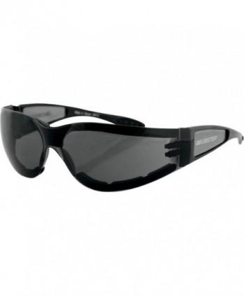 Bobster Shield Frameless Designer Sunglasses