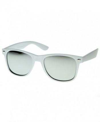 zeroUV Classic Fashion Sunglasses Mirrored
