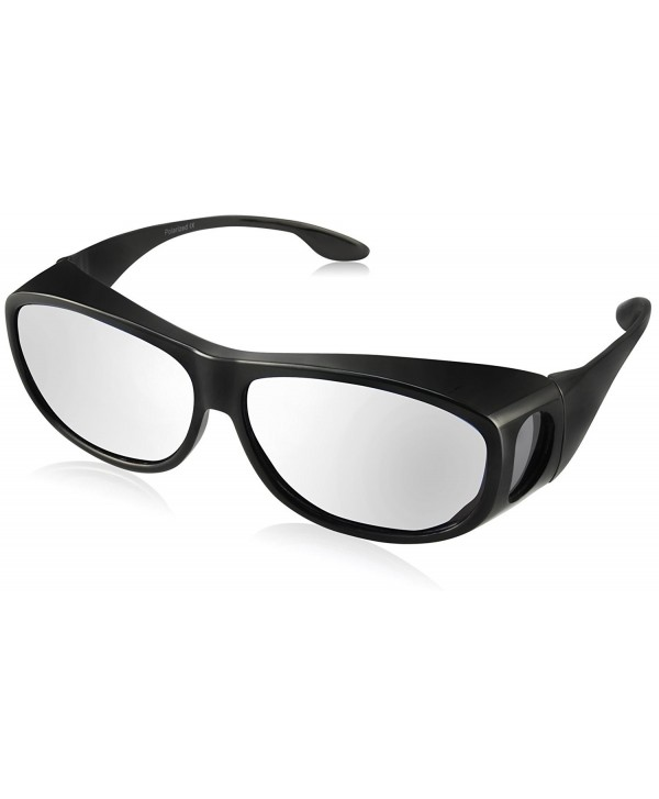 TINHAO Fit Over Glasses Sunglasses