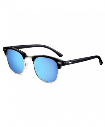 FEIDU Polarized Clubmaster Sunglasses FD3030
