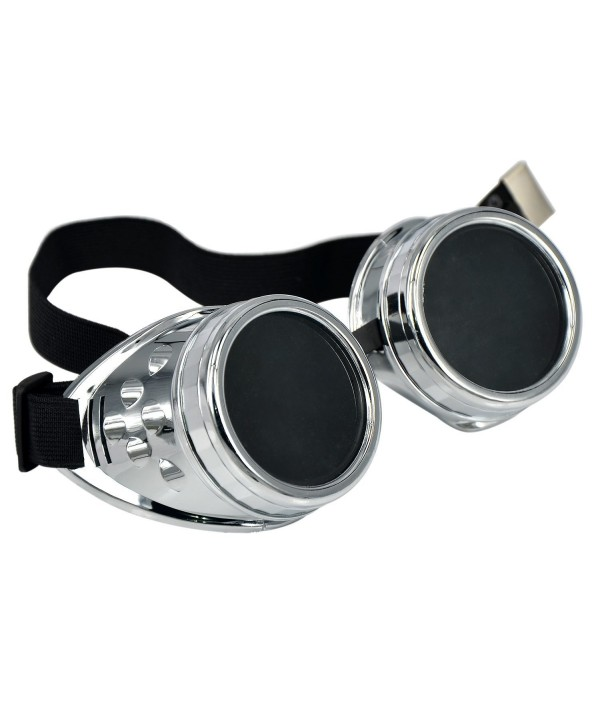 Goggles Steampunk Welding Cosplay Vintage